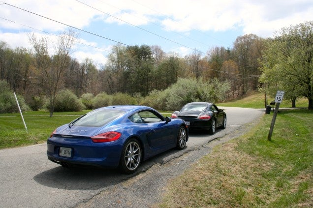 How Much Better Is The New Porsche Cayman Than Your Car?