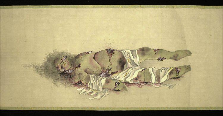 A study in decomposition, c. 1870
