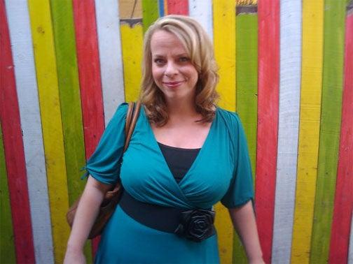 The Great Kate: Jez & The Amazing, Technicolor Dreamblogger