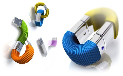 Memory Infinite, a Chain of Drives USB