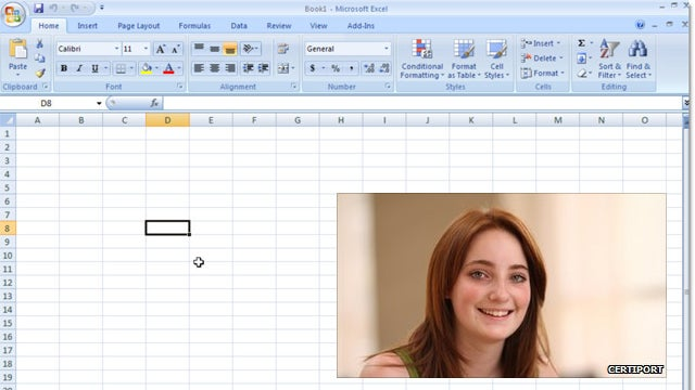 The Microsoft Excel World Champion (Yes, Srsly) Is a 15-Year-Old English Girl