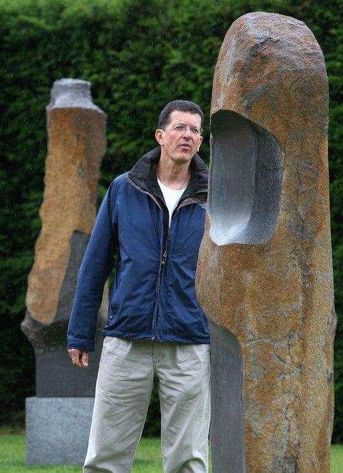 Isamu Noguchi's sculptures