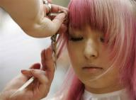 In Japan, Ugly Economy = Pretty Hair