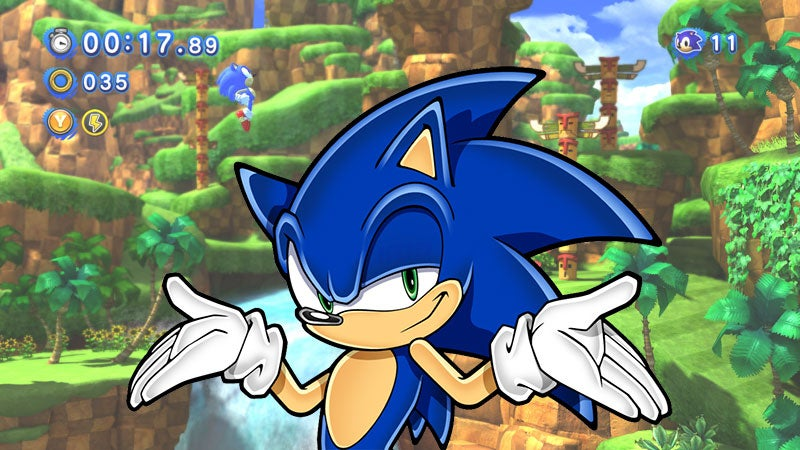 What Would Get You Excited About A New Sonic The Hedgehog Game?