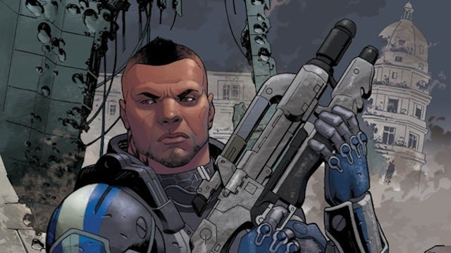 Mass Effect's Newest Cast Member Kicks Off New Dark Horse Comics Series