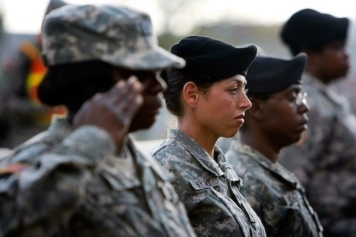 Women In The Military: Underutilized During, Neglected After
