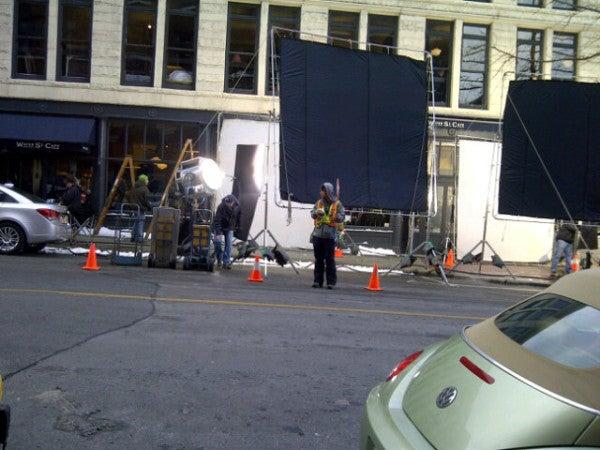 Fringe Set Pics