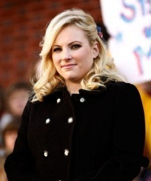 Meghan McCain: 'I Have Lots of Gay Friends'