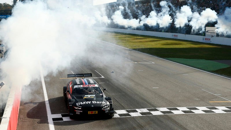 The DTM Special BMW M3 Is As Black As The Original