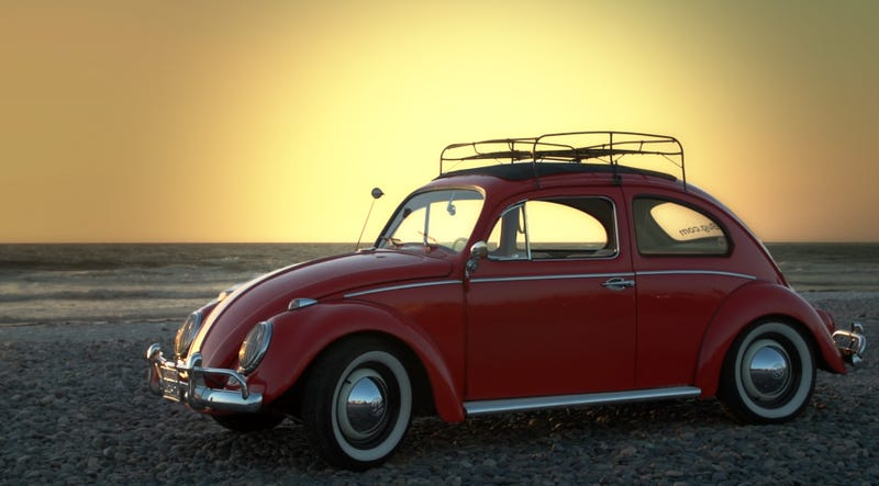 Would You Drive An Electric VW Bug?