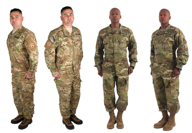The Strange, Sad Story of the Army's New Billion-Dollar Camo Pattern