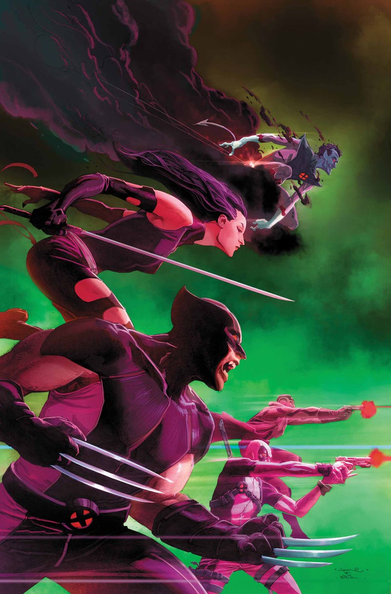 This May, Wolverine and Deadpool go up against a spanking new Brotherhood of Evil Mutants