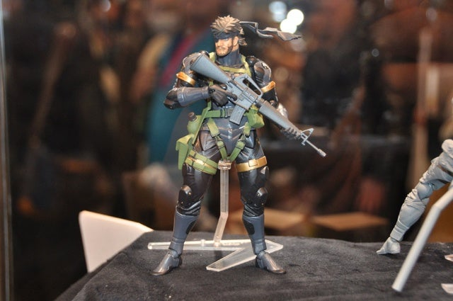 This Metal Gear Solid Figure Kept You Waiting