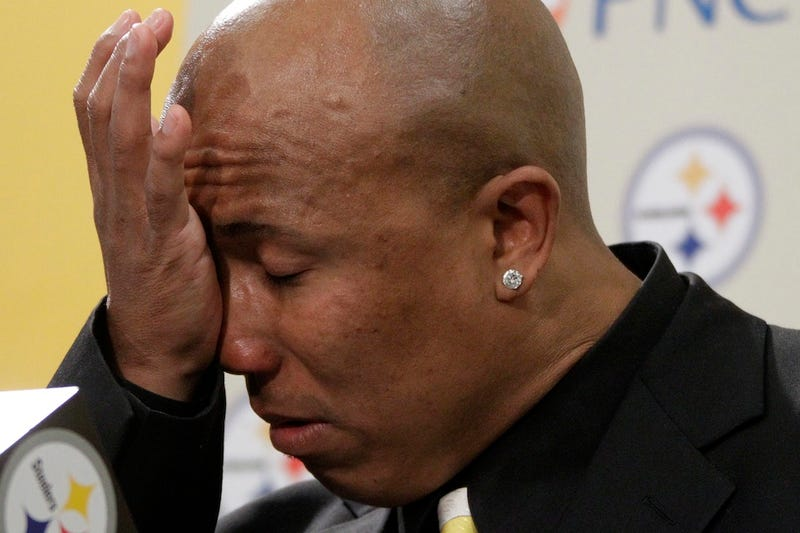 Now That He's Retired, Hines Ward's Biggest Opponent Might Be His Brain