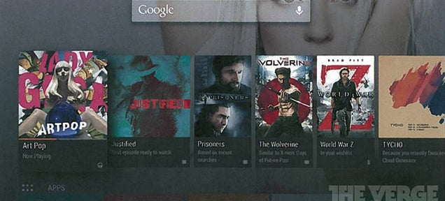 Report: Android TV Will Be Google's Next Big Set-Top Box Push