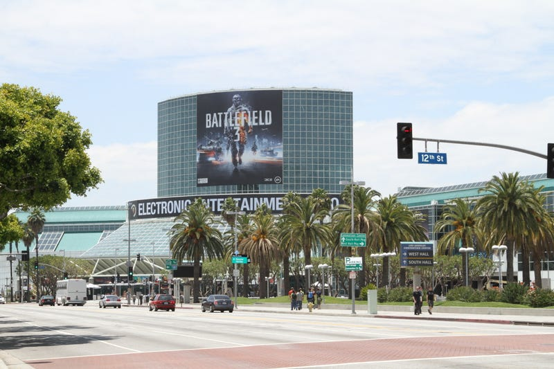 Signs of E3 Are All Around Us, as are These Mutant Things