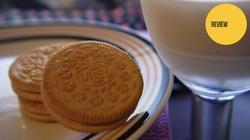 Golden Oreos: The Snacktaku Review