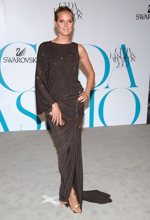 Heidi Klum Becomes More Beautiful With Each Passing Baby