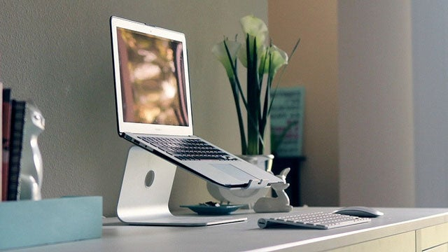 The MacBook Air Workstation