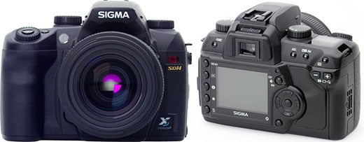 Foveon x3-Packing Sigma SD14 DSLR to Finally Ship