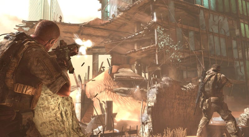 Spec Ops Writer on Violent Games: 'We're Better Than That'