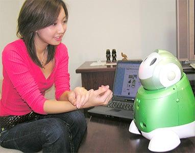 Blogging Robot to Kill, Take Jobs of Human Giz Writers