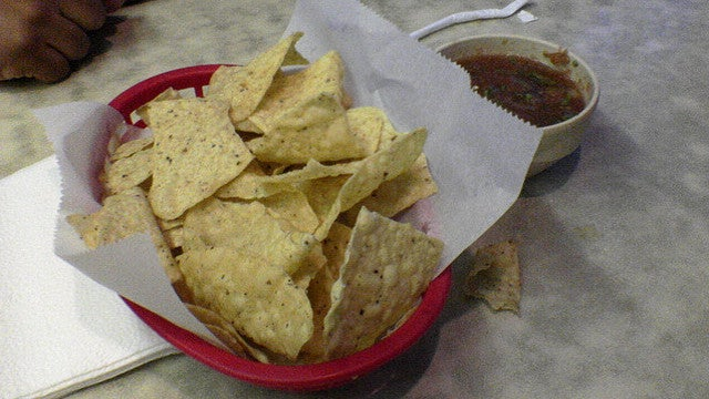 Restore Stale Tortilla Chips in Your Microwave