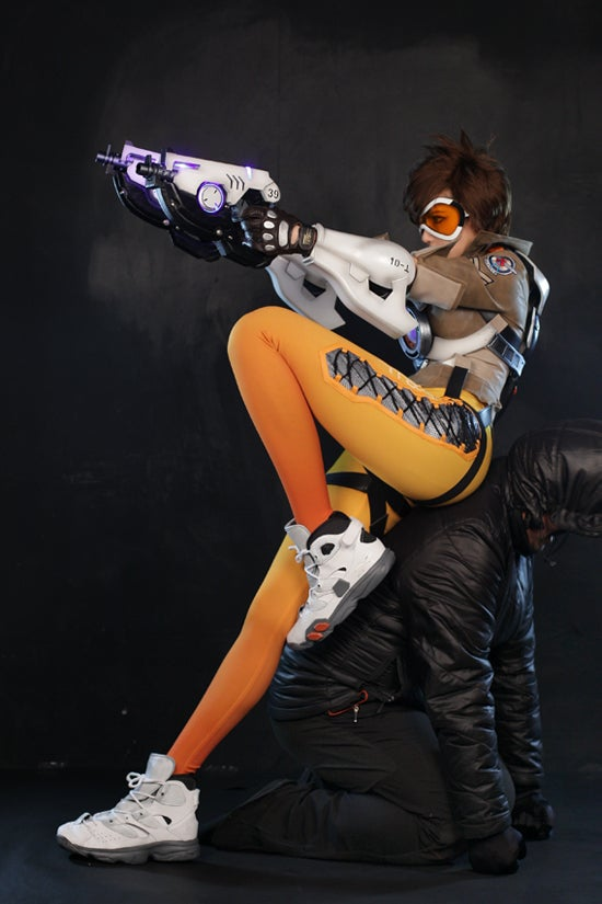 Oh Man, This Overwatch Cosplay