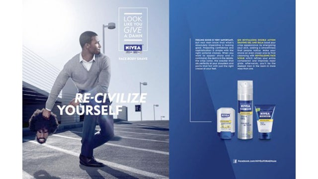 Nivea Pulls That One Ad That Looked Crazy Racist