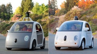 Google's New Self-Driving Cars Will Hit Roads In January