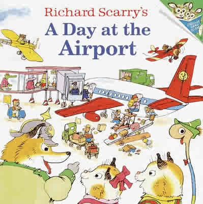 The Cars and Trucks of Richard Scarry