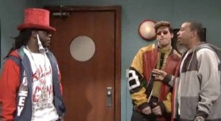 SNL: The Blizz Takes On T-Pain
