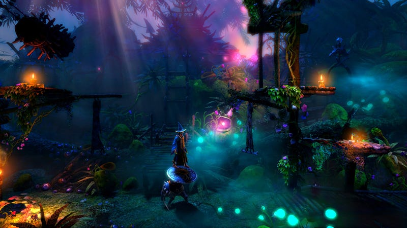 Trine Casting A Lovely Spell On PSN
