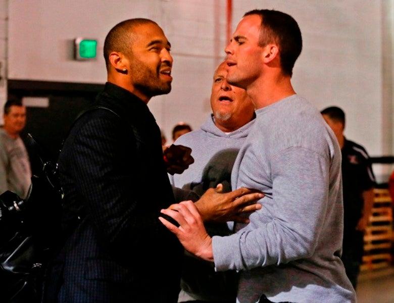 After Brawl, Matt Kemp Confronts Carlos Quentin In Parking Lot
