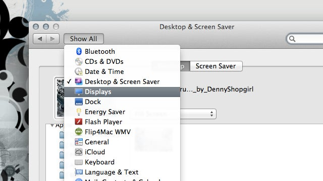 Quickly Jump Between System Preference Panes on OS X