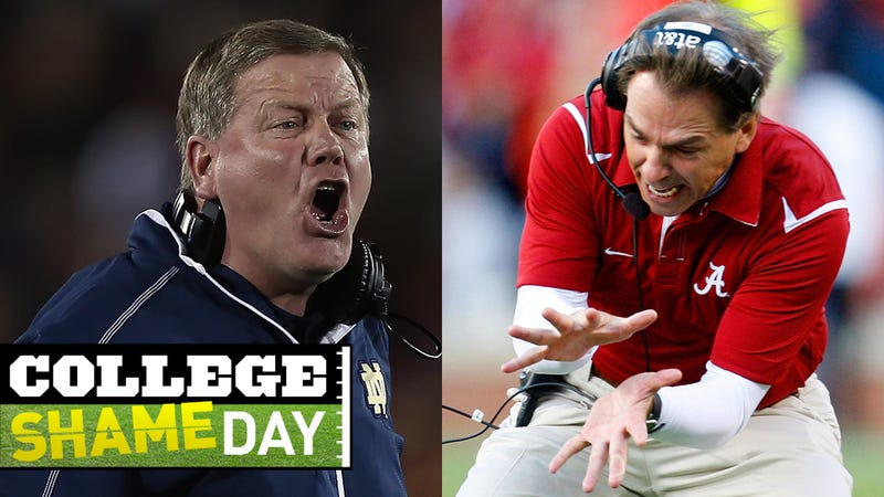 College ShameDay: Is This One Of The Best Notre Dame Teams Ever? And Other Absurd Questions, Answered