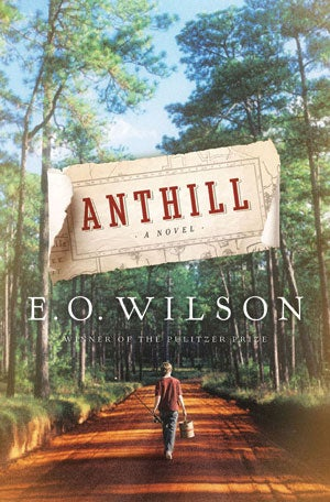 Infamous Sociobiologist E.O. Wilson Publishes His First Novel