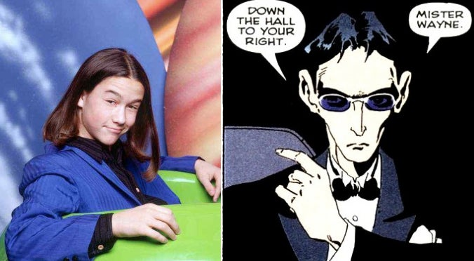 Who is Joseph Gordon-Levitt playing in The Dark Knight Rises?