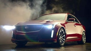 New (better) CTS-V video from Cadillac