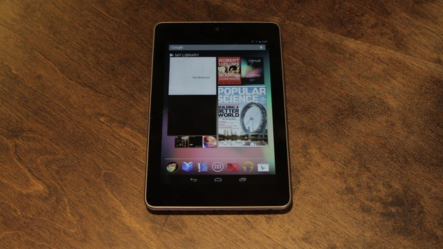 Nokia Claims Google's New Nexus 7 Infringes Its Patents