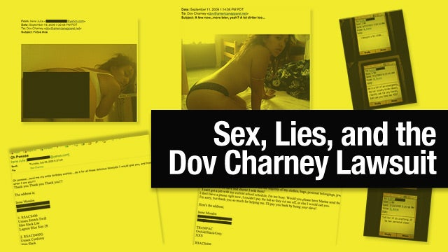 Sex, Lies, and the Dov Charney Lawsuit - Documents