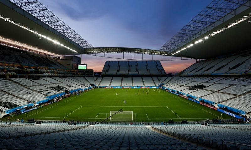 Why Your World Cup Stadium Sucks: Arena Corinthians, São Paulo
