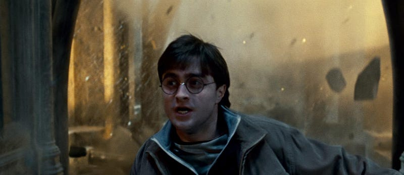 Harry Potter and the Deathly Hallows Part 2 photos