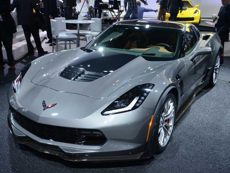 More Menacing Than A Maserati?