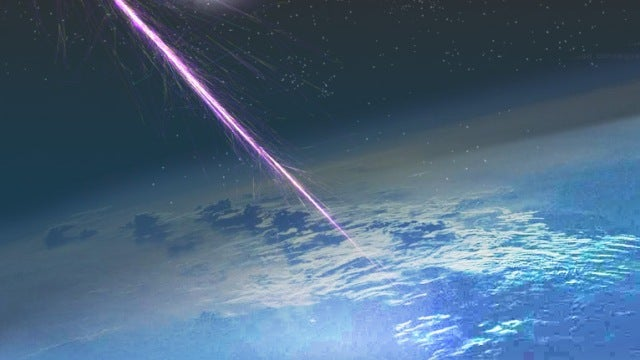 Thin belt of antimatter discovered above Earth