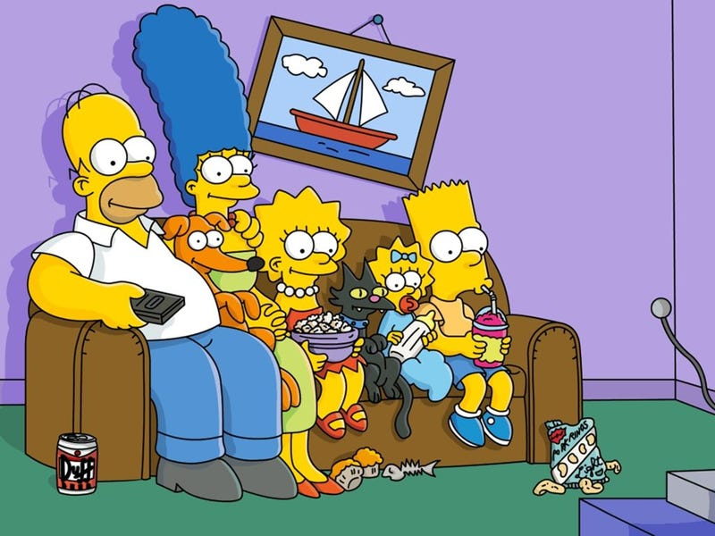 The Simpsons Cast Will Take A Pay Cut To Stay On The Air