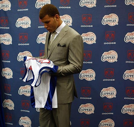 The Clippering Of Blake Griffin's Career Has Begun