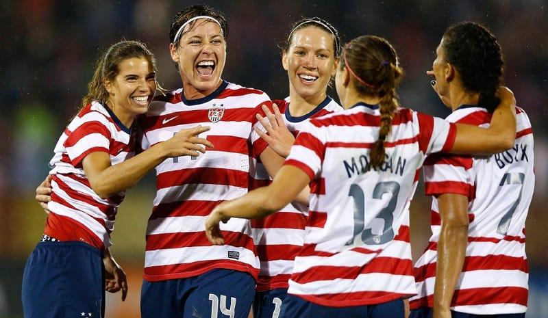 Female Footballers Still Sidelined in FIFA 14