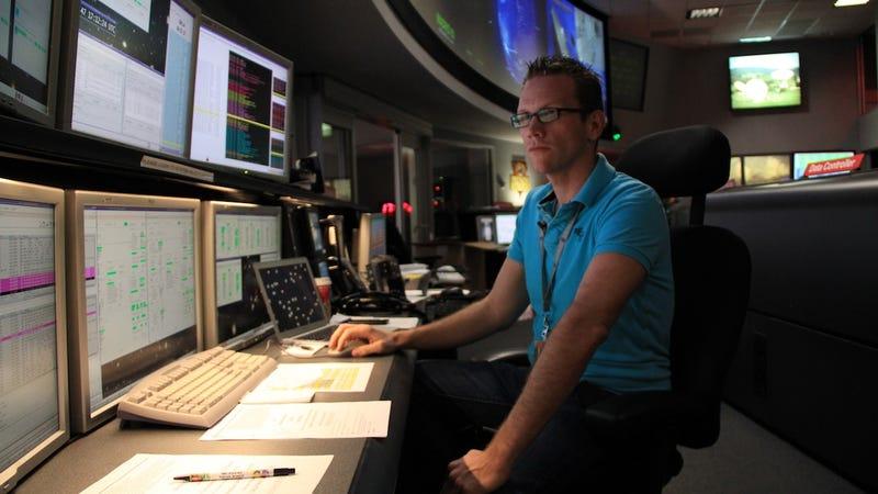 NASA JPL SFOF Gallery