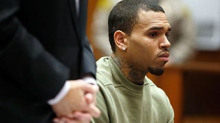 Huckster Tries Selling Chris Brown's Stolen ID Card for $10K